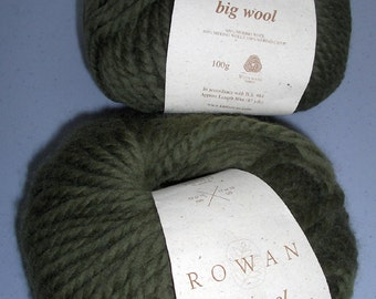 Rowan Big Wool Lichen (2)