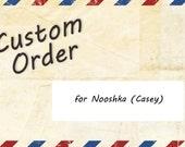Custom order - 20 tags