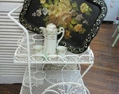 wrought iron garden on Etsy, a global handmade and vintage ...