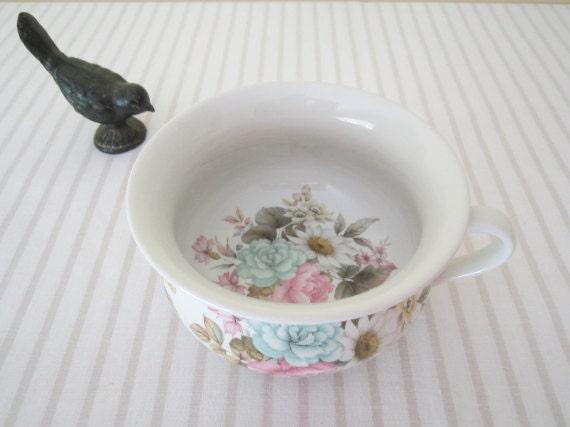 RESERVED /// VINTAGE 1970s PORTMEIRION decorative pot, bowl
