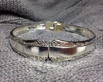 Del Mar 1939 Silverware Bracelet