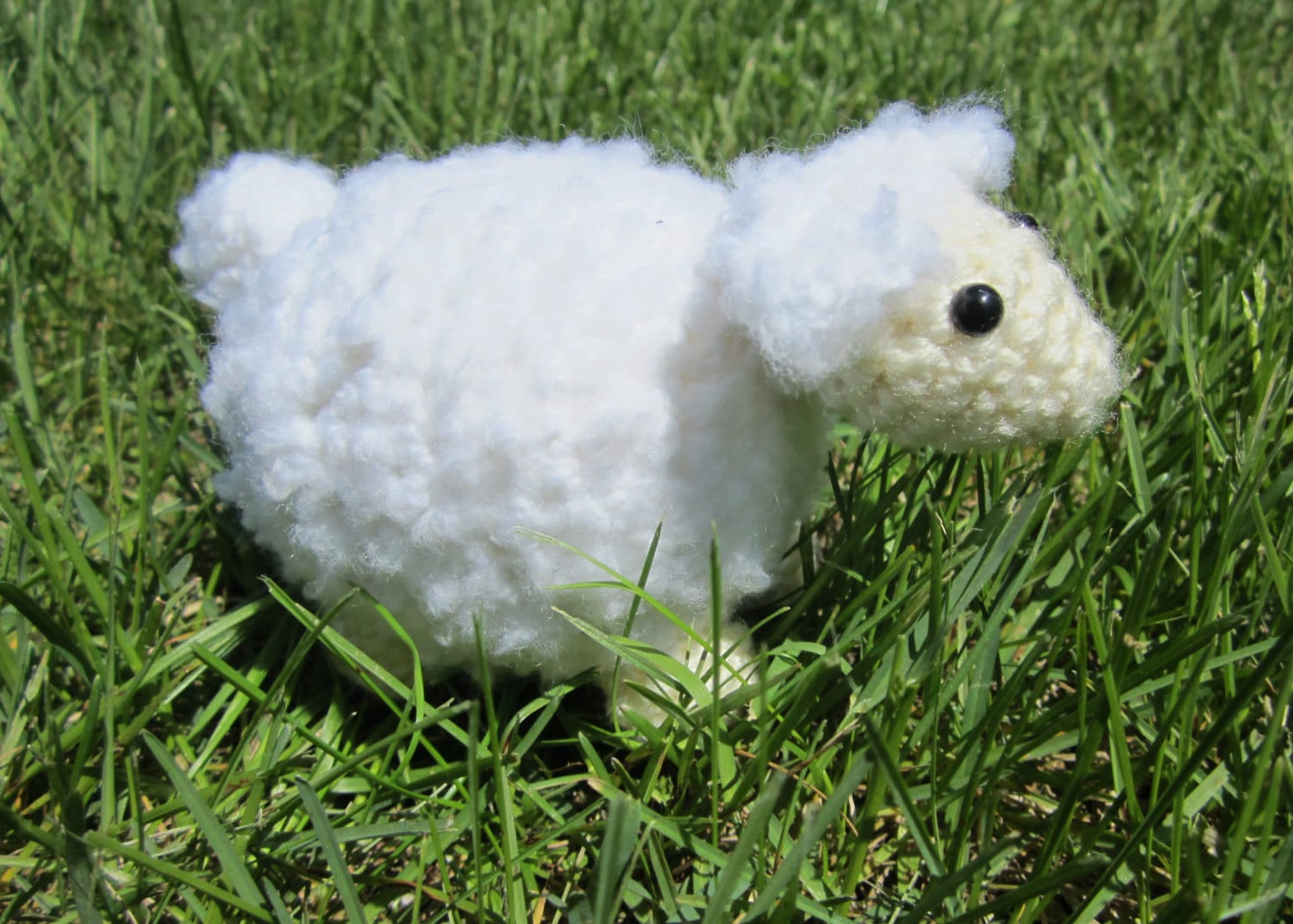 PDF Crochet Sheep Pattern Crochet Animal Amigurumi Farm