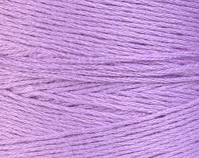 1mm Purple cotton cord - 1mm mauve cotton cord - 1mm violet cotton cord - 1mm twisted thread (877) - Flat rate shipping