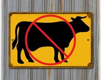 No Bull Sign