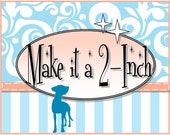 2 inch Dog Collar - Make your collar 2 inches wide --select styles only-- 2 inch Martingale, Collars for Large Dogs
