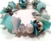 Chunky Beach Bracelet - Finnick Odair Bracelet - Adjustable - LadyPerle