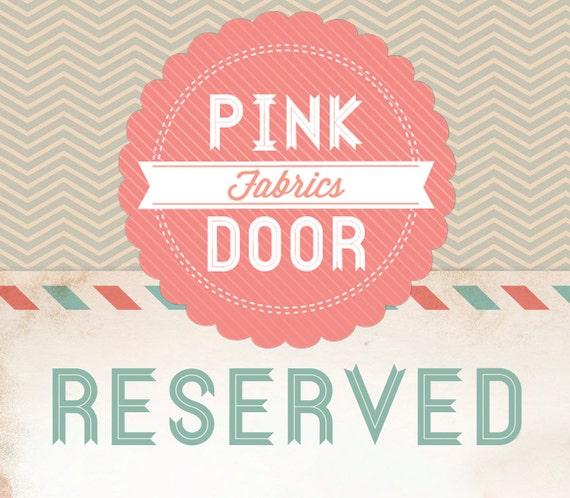 Reserved for Vanessa - Bundle - See Description