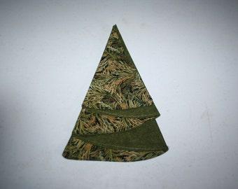 Christmas Napkins  Set of 4  (Item # 815)