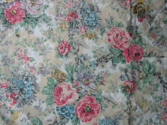 Vintage Floral Pillow Shams Ralph Lauren