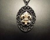 New Orleans Inspired Pendant