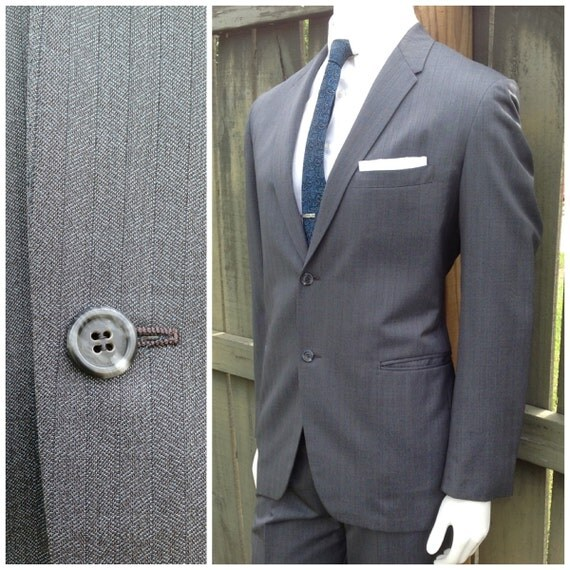 1960s Mens Colorful Suits Mens richman brothers suit
