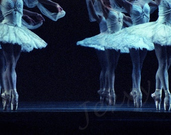 Kingdom of the Shades scene from La Bayadere - The Royal Ballet