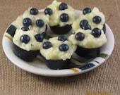 Blueberry muffin bakery metls