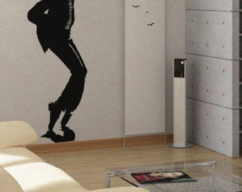MJ 2 - uBer Decals Wall Decal Vinyl Decor Art Sticker Removable Mural Modern A179