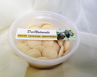 Organic Cocoa Butter (Wafers)