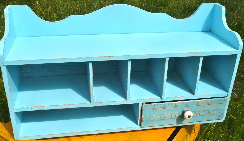 Mail slots organizer