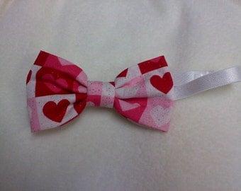 XOXO Valentine, valentines day bow tie for little boys,  little boys bowtie