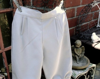 Pastel Grey Size 1-3yrs Knicker Pants for little boys, wedding ringbearer pants, Listing for Knicker Pants only , Great Gatsby look for boys