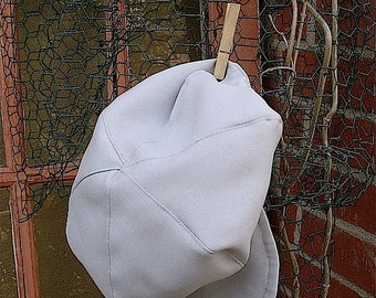 Pastel Grey Newsboy hat, boy hat, beret for boys