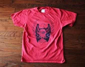 Bicentennial 'Eagle Clang' Organic Shirt - FREE Shipping