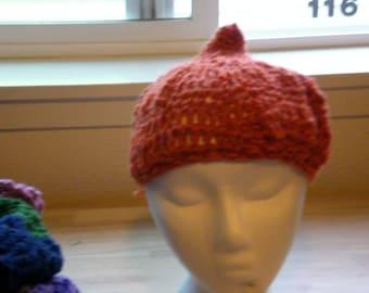 Child's /Small adult Pumpkin Hat