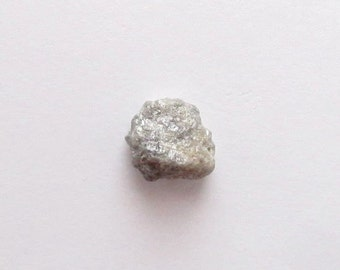 Natural Rough Silverness Diamond, Unheated, Uncut , 5.62 carat