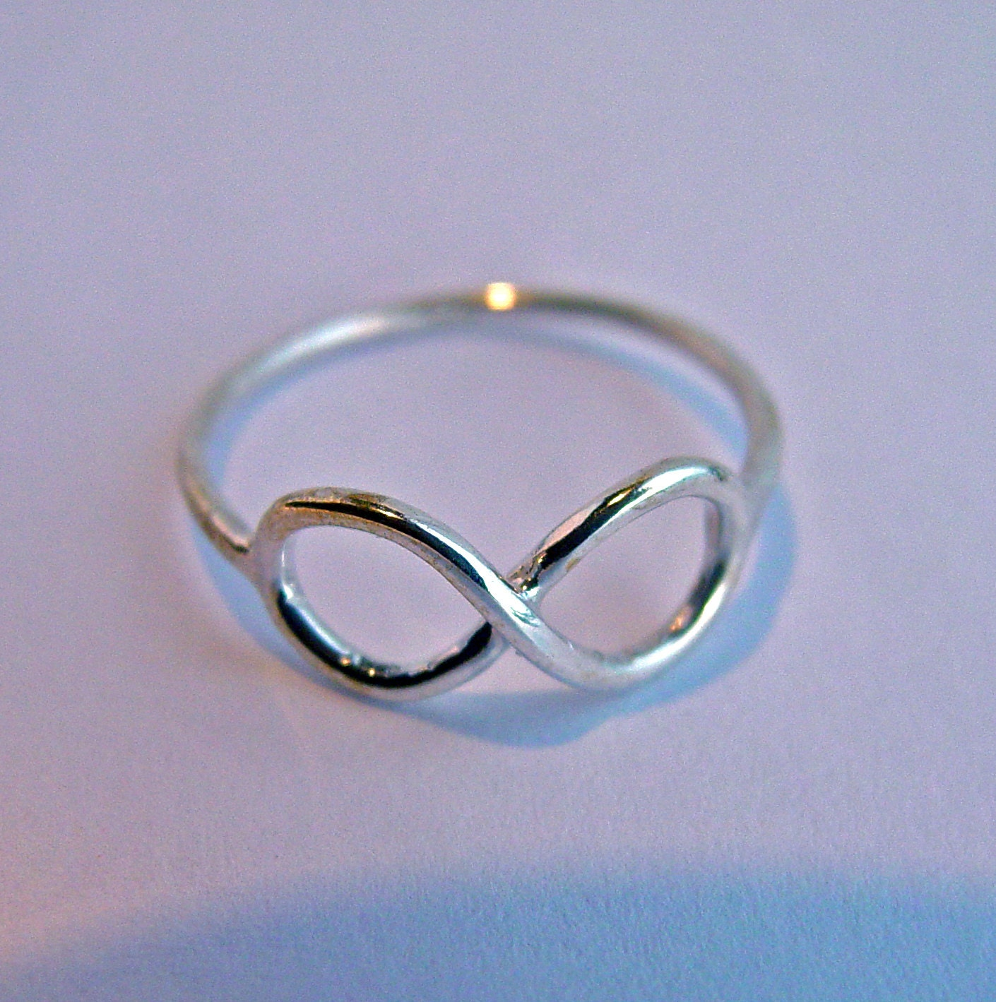infinity ring infinity jewelry eternity ring forever