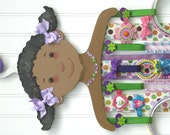 Deluxe Accessory Holder / Hand Painted / Customized & Personalized