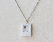 Springtime Kite Polaroid Necklace - maisondecolle