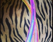 Sunrise & Sunset Color Changing Polypro Audacious Hoops