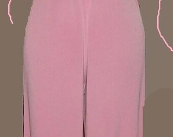 Infinity jumpsuit, convertible dark pink jumpsuit, formal jumpsuit, wedding jumpsuit