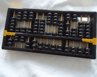 Vintage Abacus Home Decor Office Decor