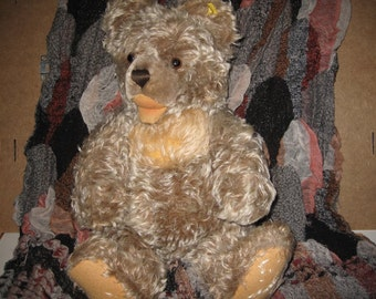 Teddy Steiff Germany Made of wool and cotton