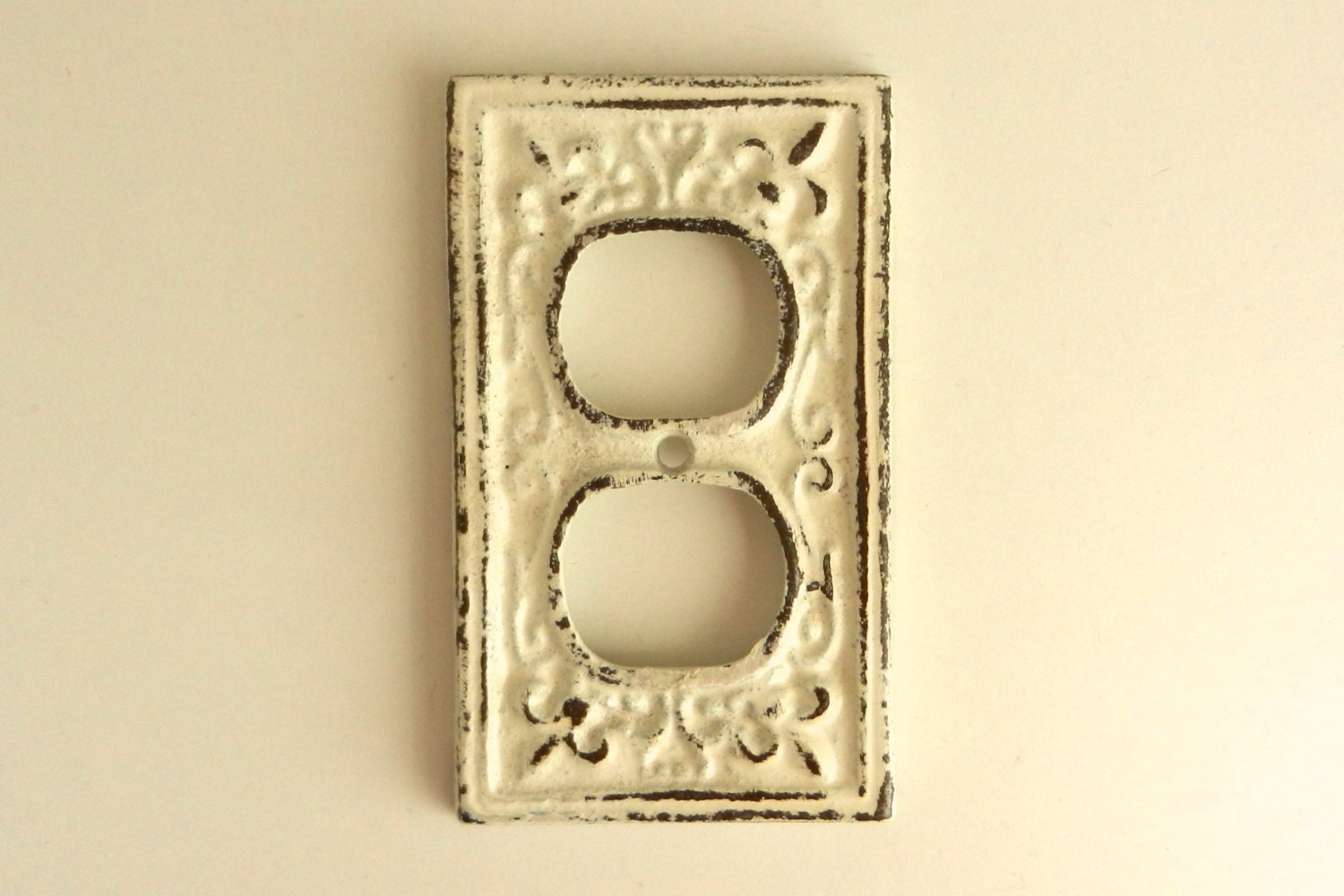 Electrical Wall Plates : Electrical outlet cover decorative wall plate french