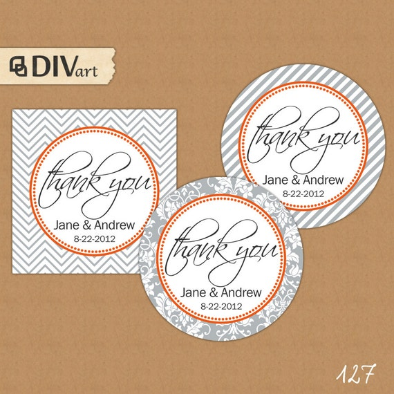 Wedding Gift Tags Free Printable : PRINTABLE 2