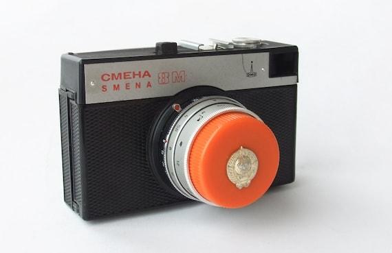 LOMO Camera SMENA 8M, 35mm, Vintage Russian Film Camera