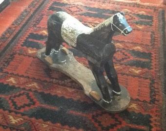 Primitive Victorian Hobby Horse