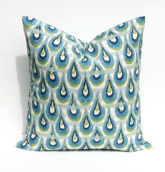 Decorative Pillow Covers 26x26 : Decorative Throw Pillows Euro Pillow Cover ONE by EastAndNest