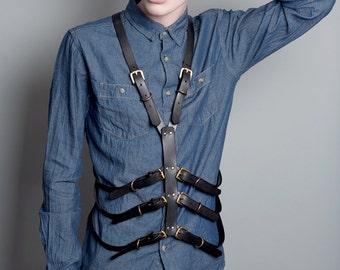 Male Rib-Cage Harness