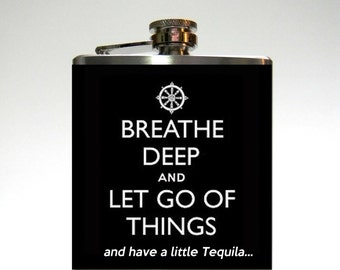 Flask : Breathe Deep