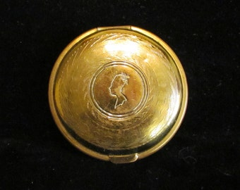 Vintage 1920s Compact Armand Powder Compact Mirror Compact Art Deco Compact Excellent Condition