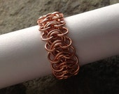 Kingscale Copper Ring
