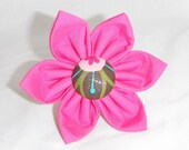 Martingale Dog Collar Flower - Add A Removable Flower To Your Collar