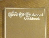 Vintage Cookbook, The Good Old Fashioned Cookbook, 1980's