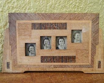 "1950 Vintage french ""photo frame"""