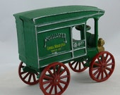 SALE - Old Cast Iron McCallaster General Merchantile Truck -  MG-223