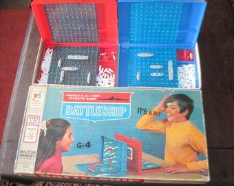 1971 Battleship Game /S