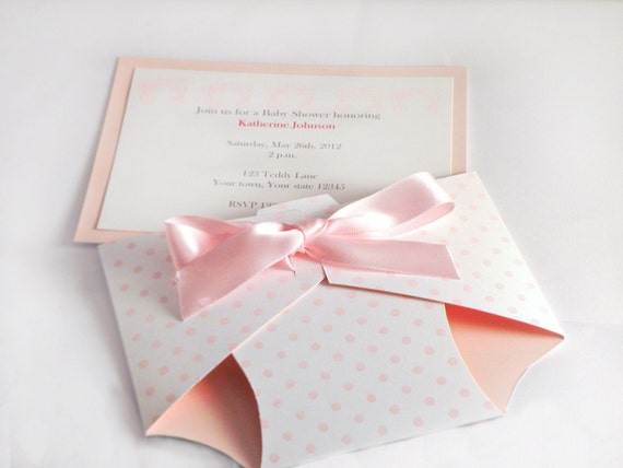 diaper baby shower invitation announcement baby girl or boy, Einladung