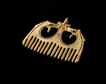 Viking Comb Pendant, 12th cent.