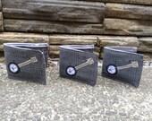 Upcycled Banjo Wallet
